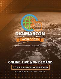 DigiMarCon At Home 2021 Brochure