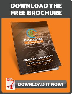 Download DigiMarCon At Home 2021 Brochure